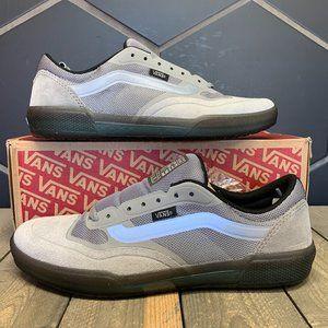 Vans Ave Pro Reflective Grey Size 8.5